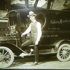 John Gibson II, Founder Gibson Merchandise 1922
