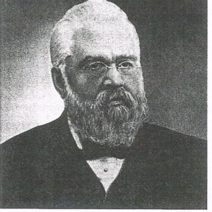 George Gibson, Founder Gibson Greetings 1852